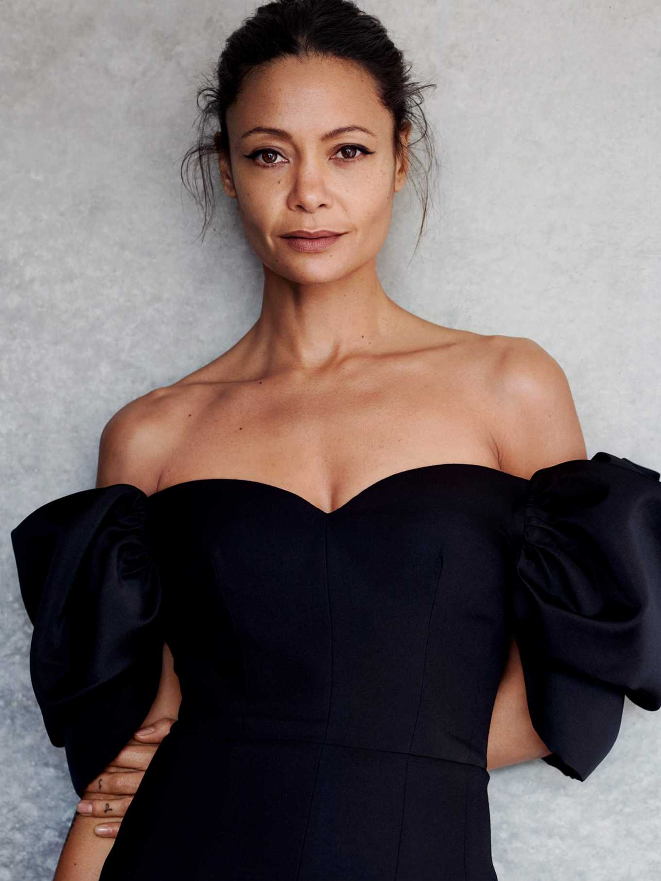 Thandie Newton - The Edit by Net-A-Porter (March 2020)