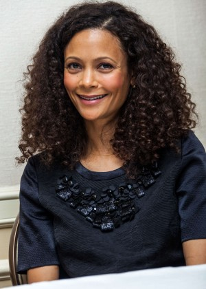"Thandie Newton - ""The Slap"" Press Conference Portraits in Los Angeles"