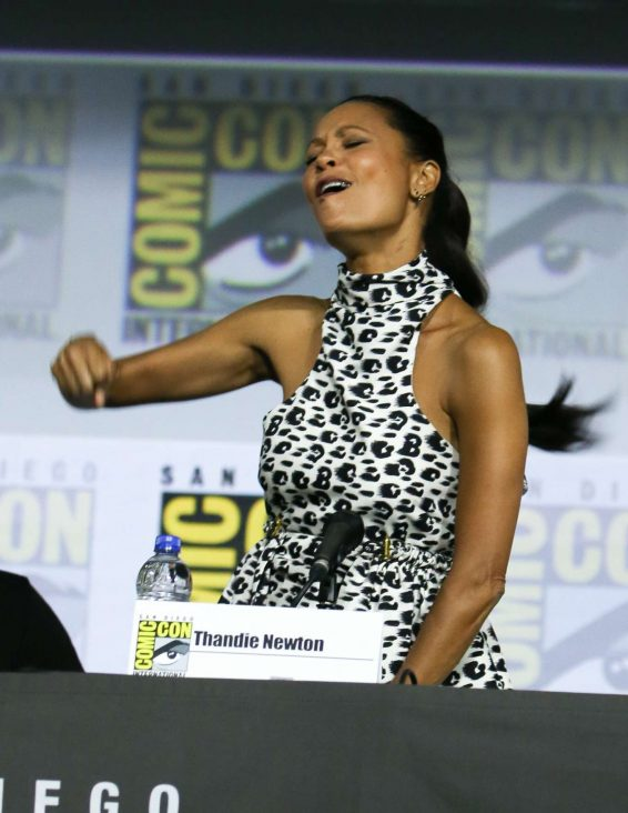 Thandie Newton - 'Westworld' Panel at Comic Con San Diego 2019 adds