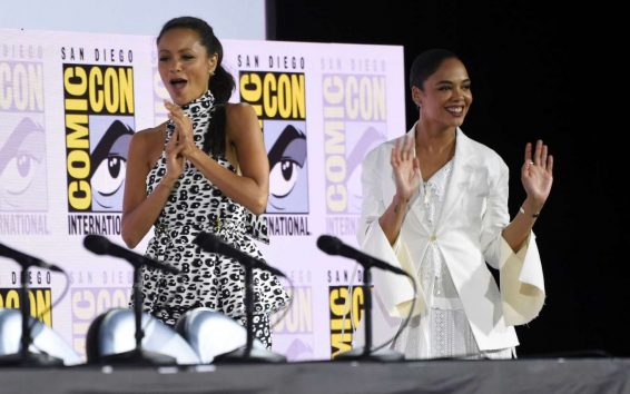 Thandie Newton - 'Westworld' Panel at Comic Con San Diego 2019