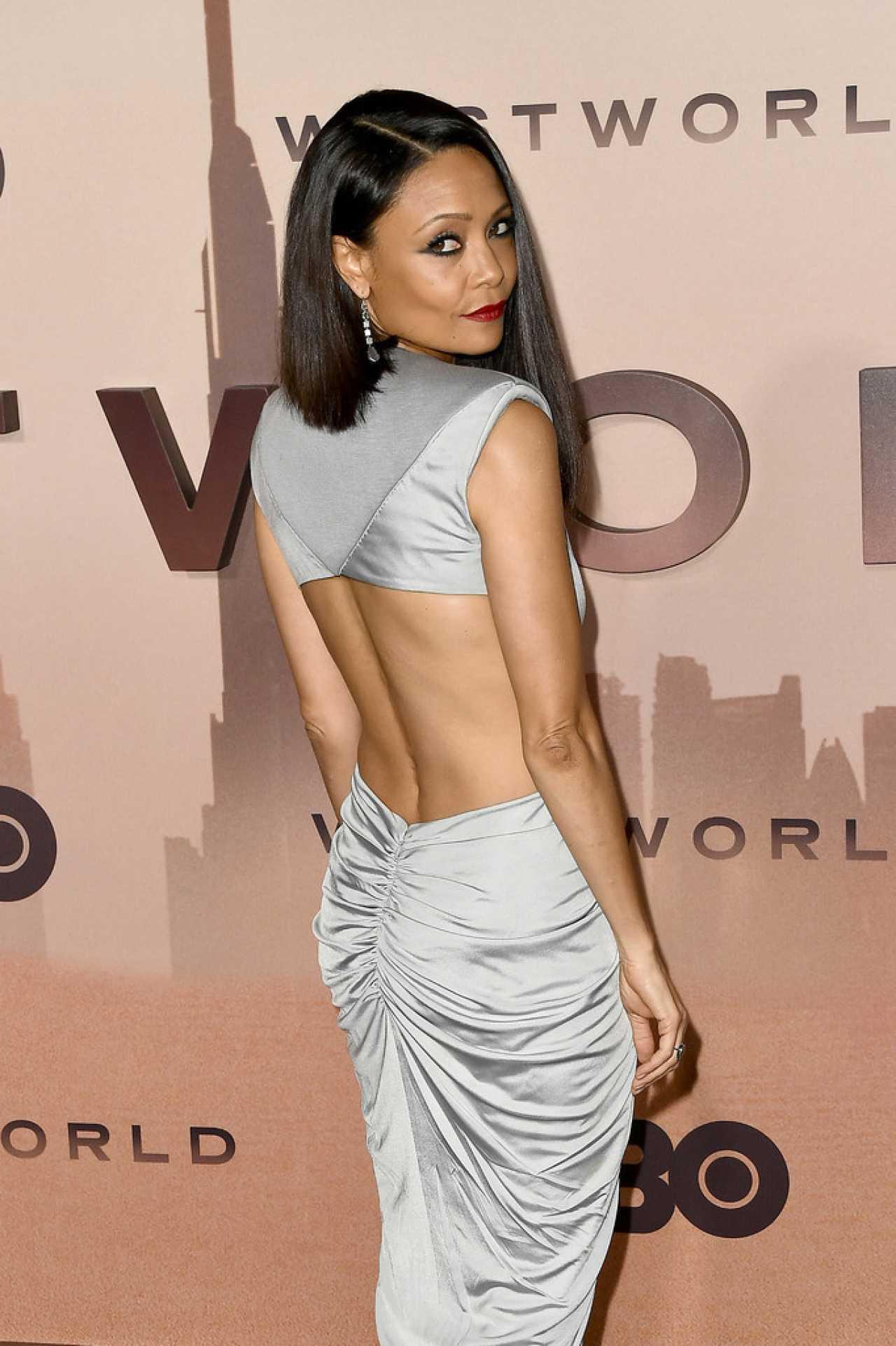 Thandie Newton 2020 : Thandie Newton – Westworld Season 3 premiere in Hollywood-01