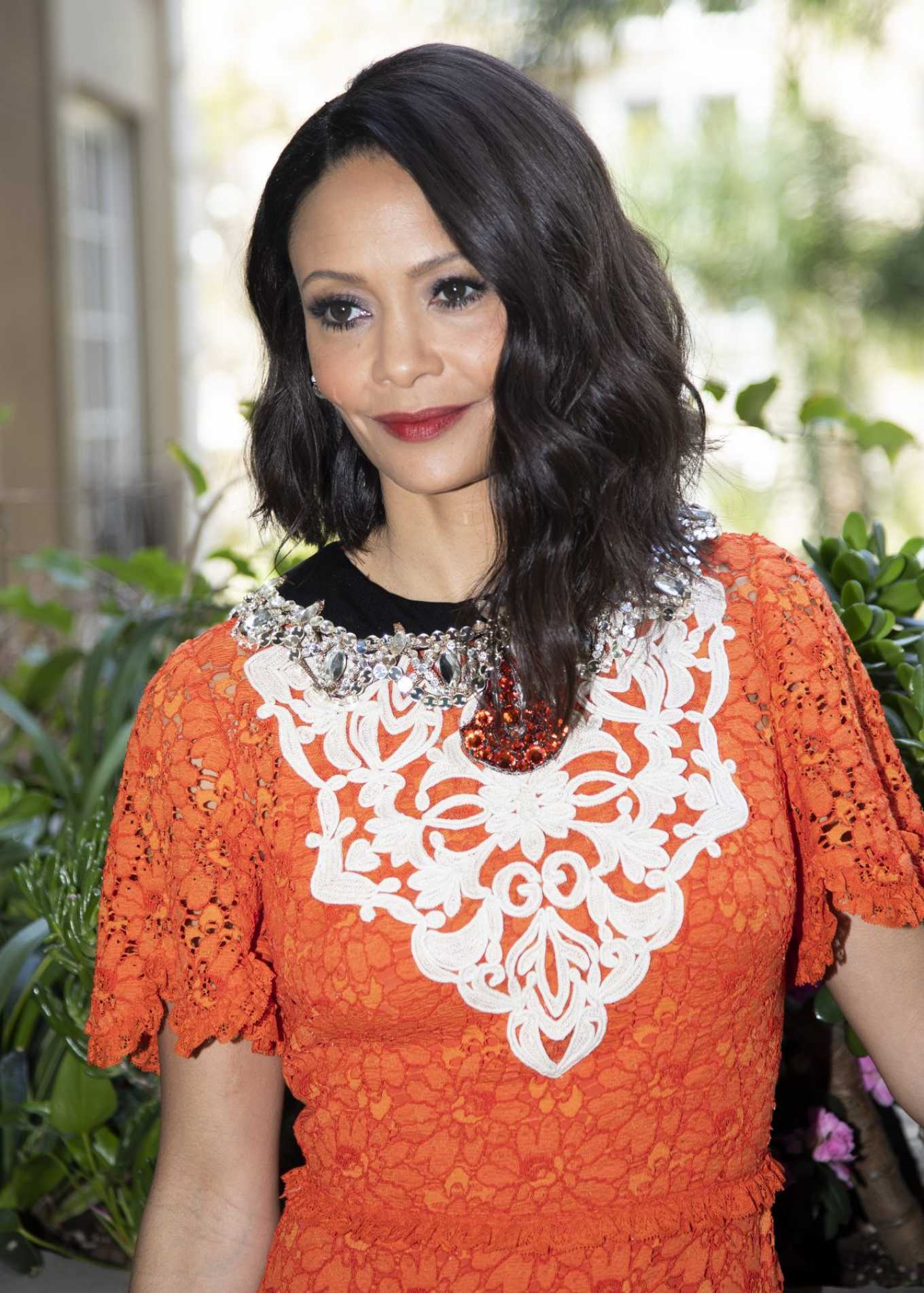 Thandie Newton - 'Westworld' TV Show Photocall in Los Angeles
