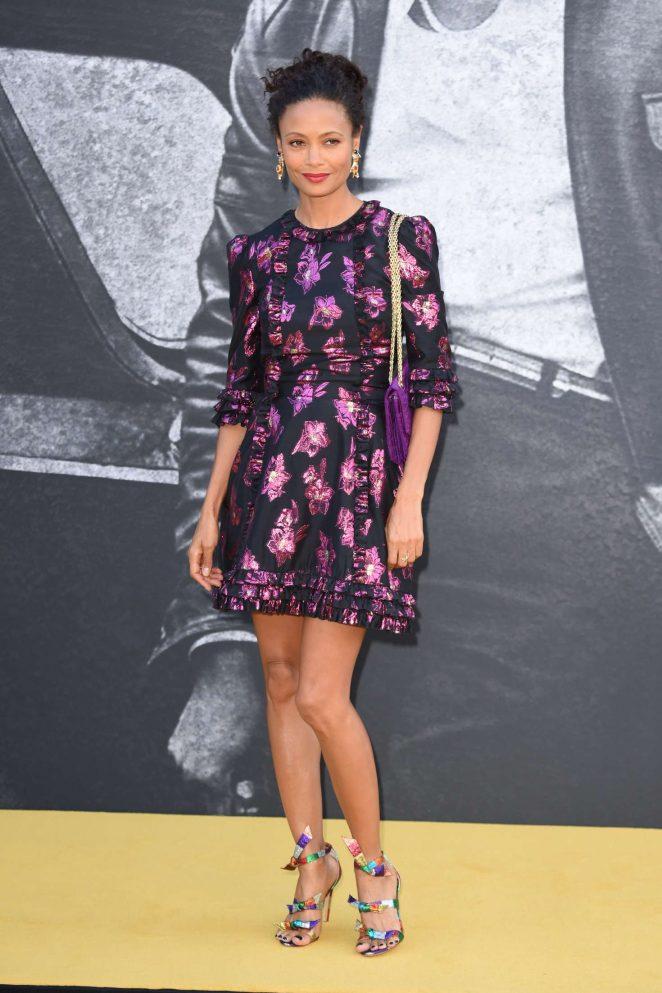 Thandie Newton - 'Yardie' Premiere in London