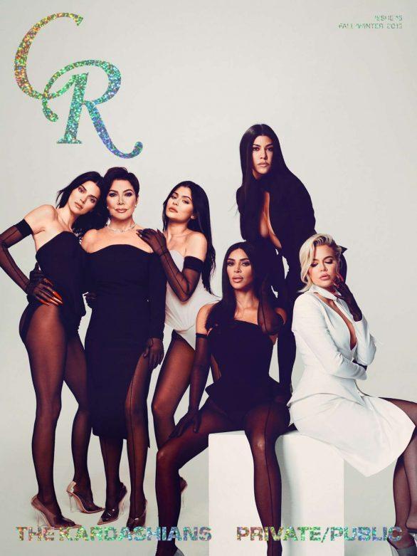 The Kardashian-Jenner Collector's Edition - CR Fashion Book (Fall/Winter 2019)