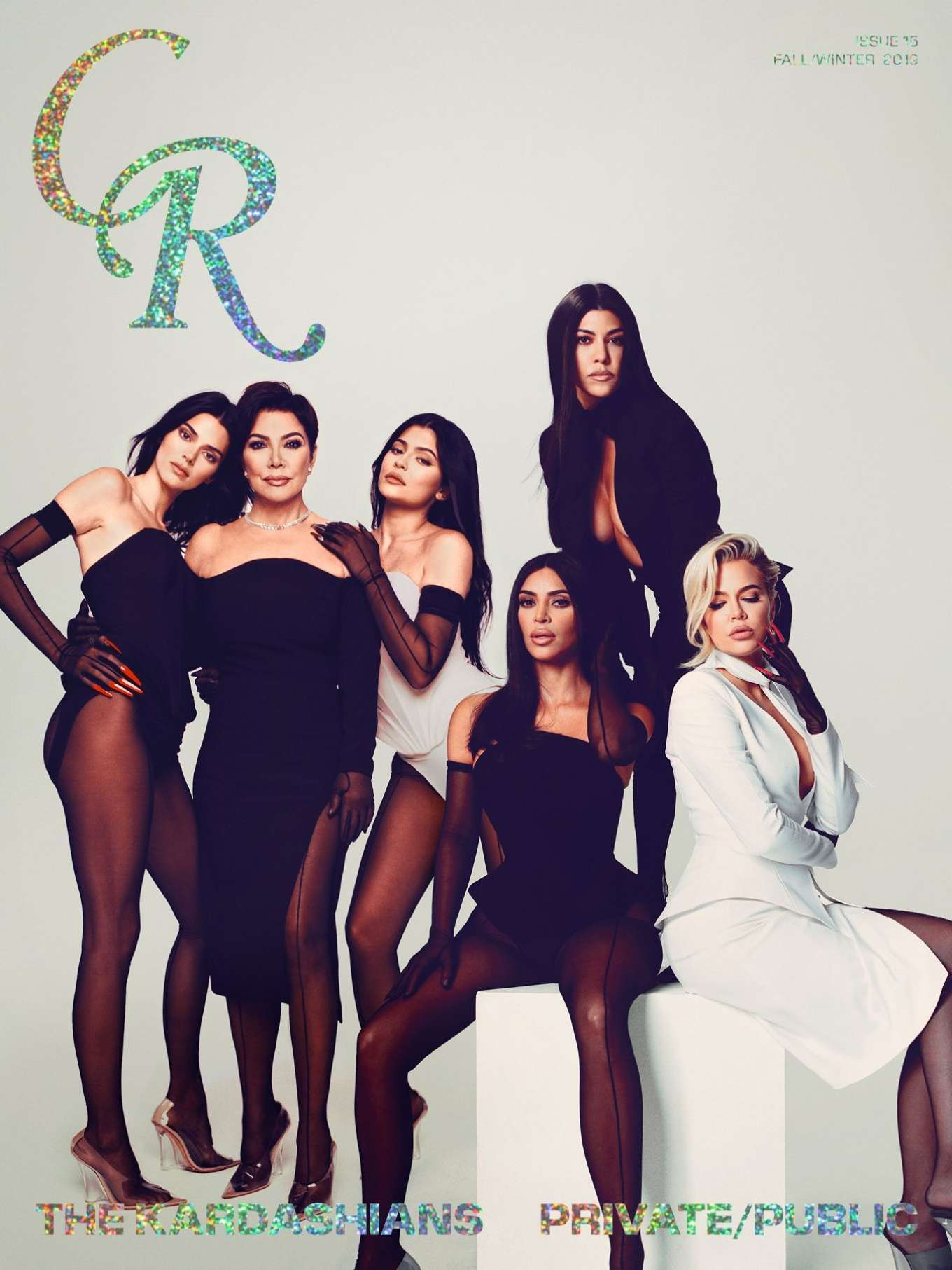 The Kardashian-Jenner Collector's Edition - CR Fashion Book (Fall/Winter 2019)