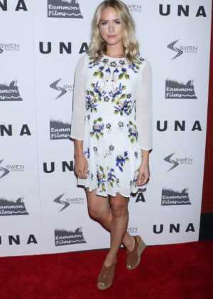 Theodora Miranne - Una film screening in New York