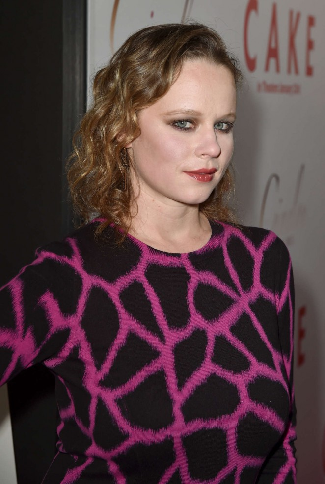 "Thora Birch - ""Cake"" Premiere in Hollywood"