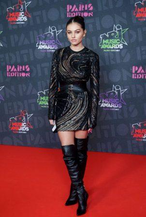 Thylane Blondeau - 2020 NRJ Music Awards in Paris