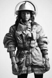 Thylane Blondeau by Mathieu Cesar Photoshoot (September 2019)