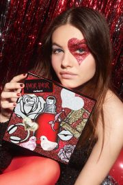 Thylane Blondeau - Cacharel Parfums' Glitter Parade Holiday Campaign 2019