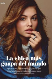 Thylane Blondeau - Cosmopolitan Espana Magazine (November 2019)