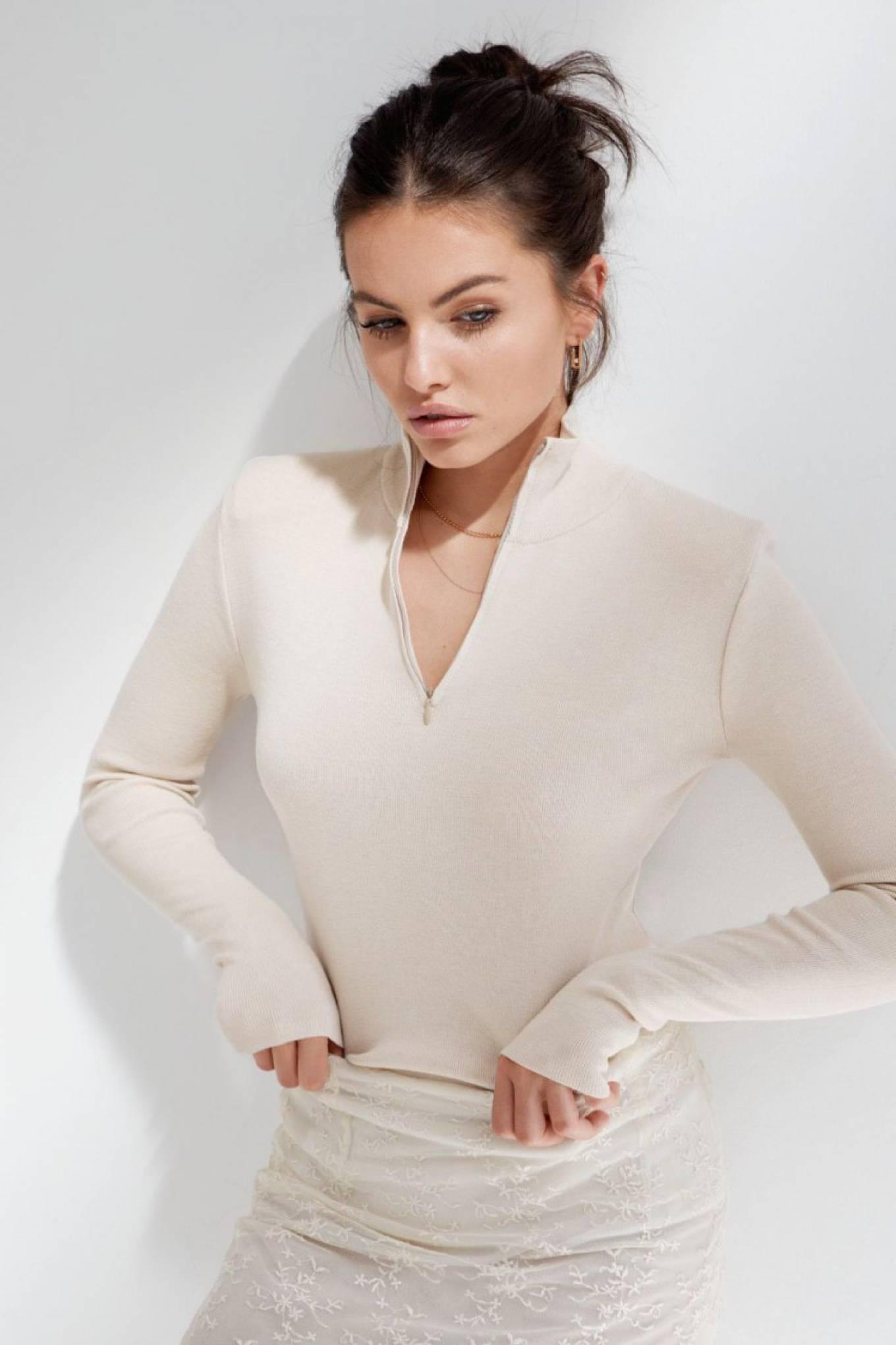 Thylane Blondeau 2020 : Thylane Blondeau – Harper's Bazaar Magazine (Kazakhstan – July 2020)-03