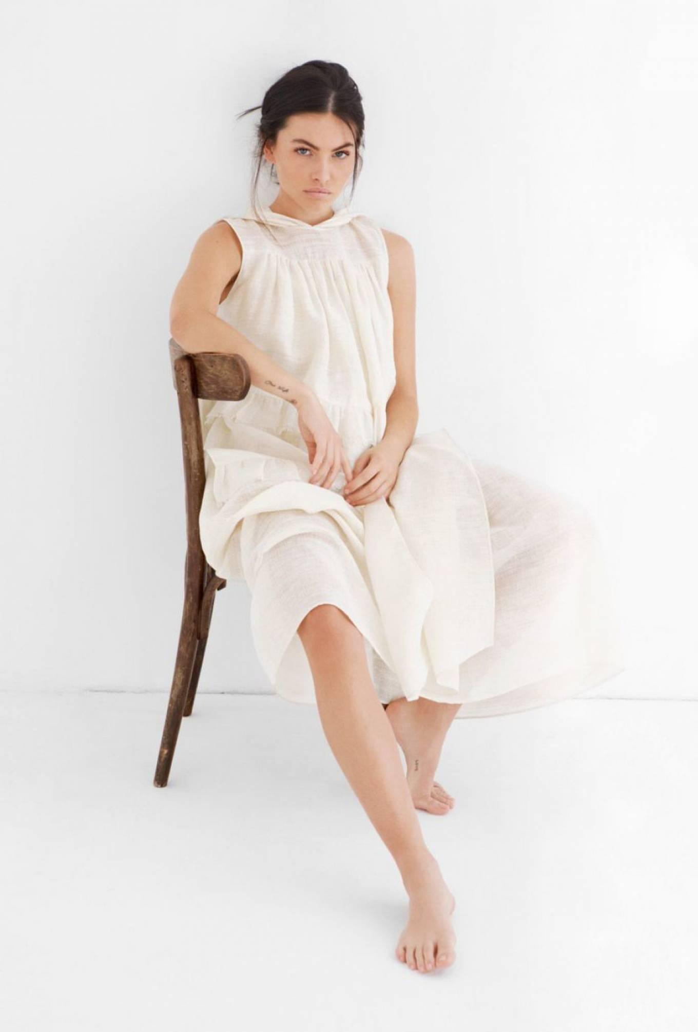 Thylane Blondeau 2020 : Thylane Blondeau – Harper's Bazaar Magazine (Kazakhstan – July 2020)-04