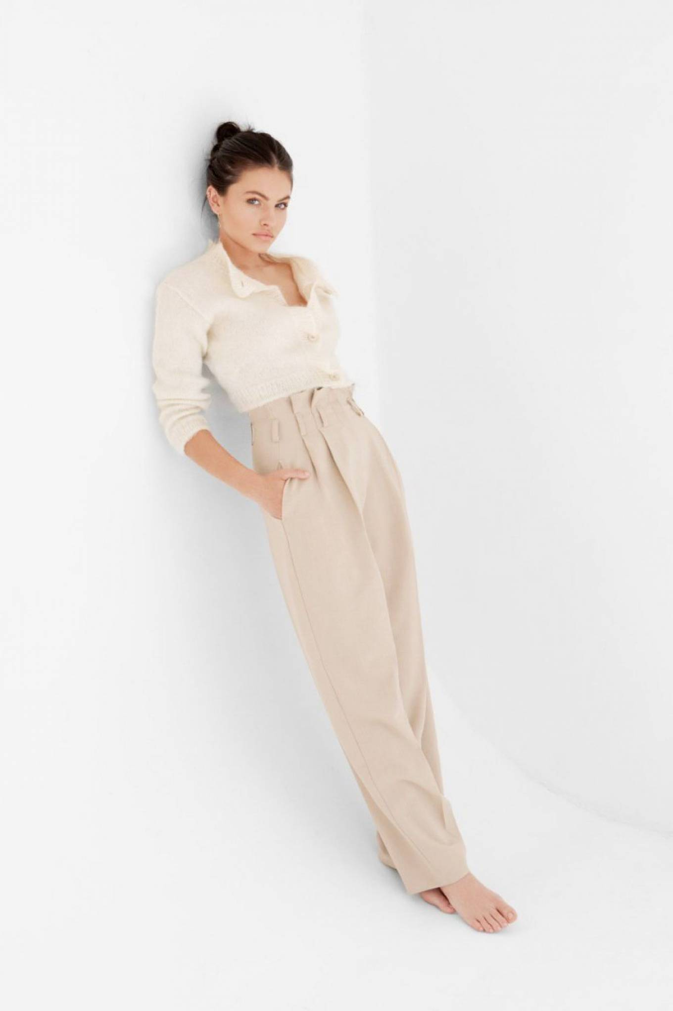 Thylane Blondeau 2020 : Thylane Blondeau – Harper's Bazaar Magazine (Kazakhstan – July 2020)-09