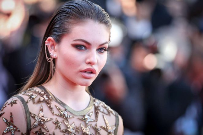 Thylane Blondeau: Okja Premiere at 70th annual Cannes Film Festival -24