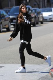 Thylane Blondeau - Out in Beverly Hills