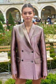 Thylane Blondeau - Paul and Joe Fashion Show at Paris Fashion Week