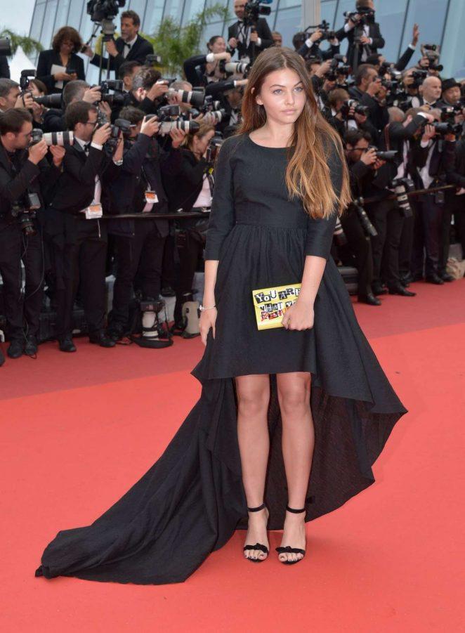 Thylane Blondeau - 'The BFG' Premiere at 2016 Cannes Film Festival