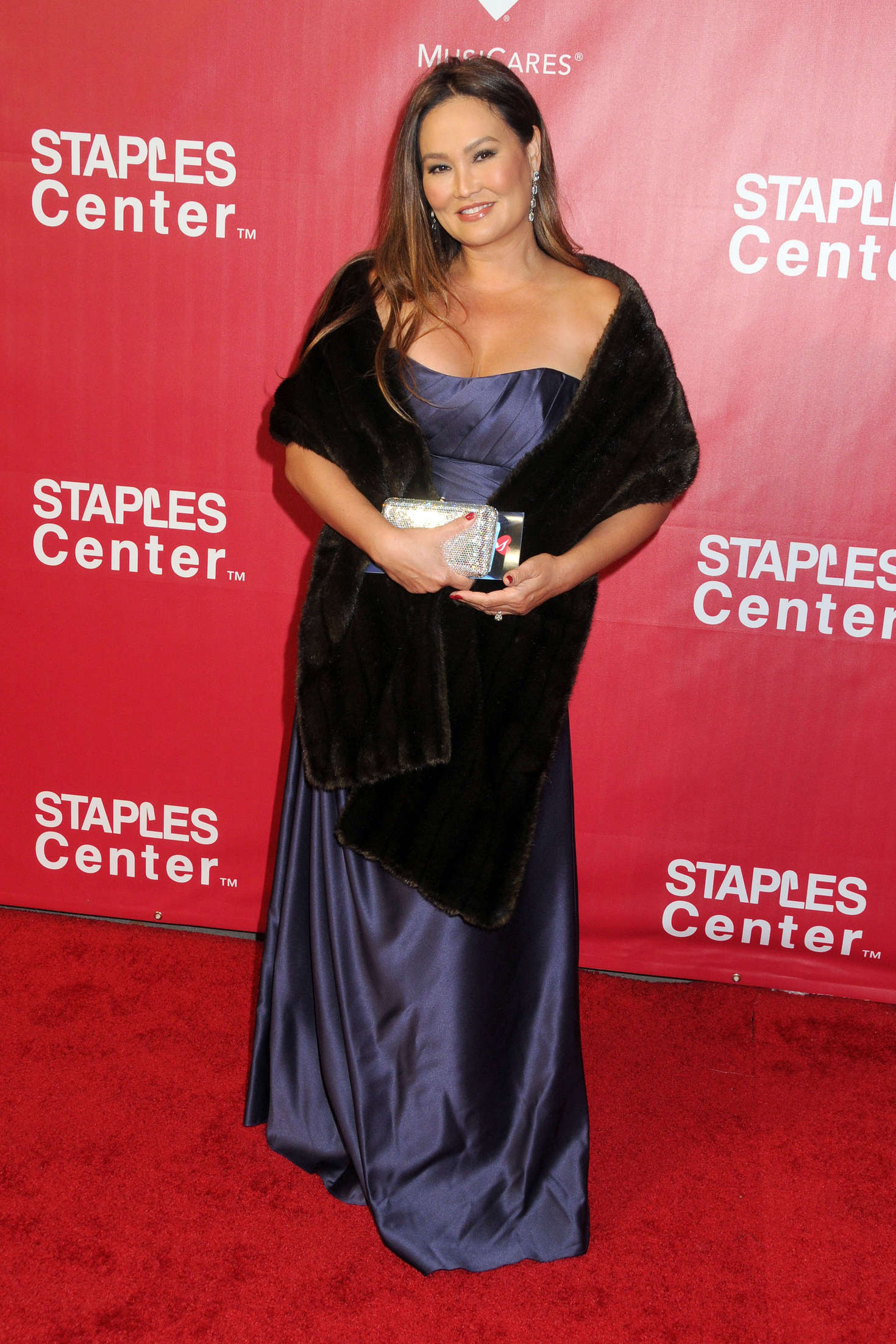 Tia Carrere: 2016 MusiCares Person Of The Year -04 - GotCeleb