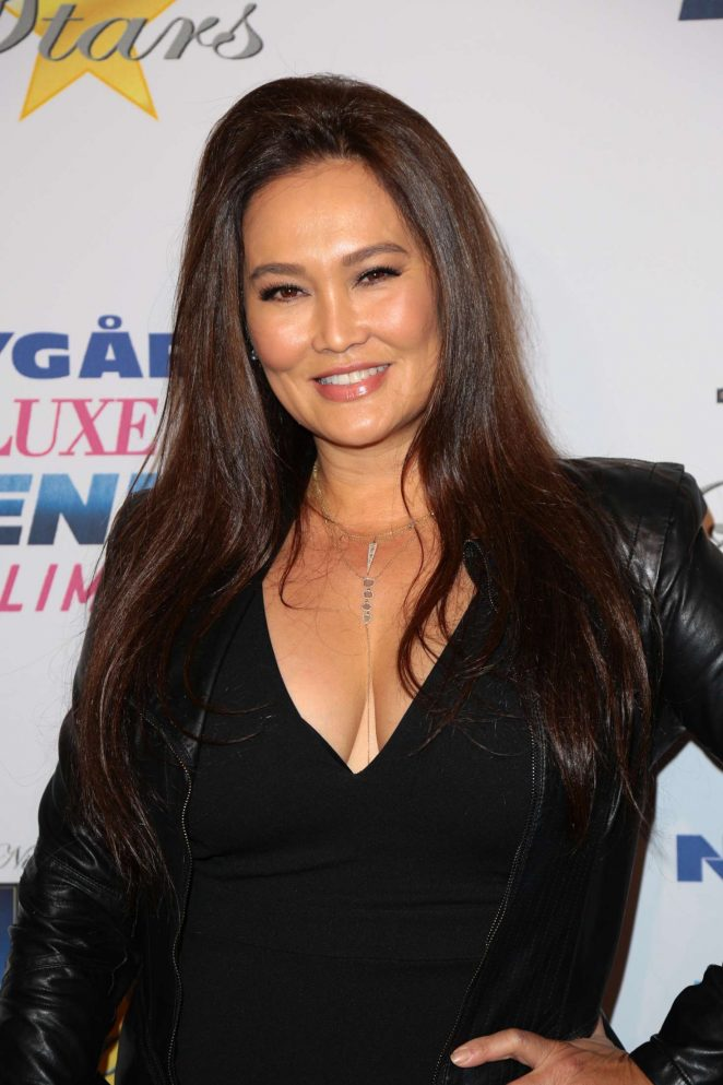 Tia Carrere - 27th Annual Night Of 100 Stars Black Tie Dinner in LA