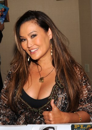 Tia Carrere - Chiller Theater Expo in Parsippany