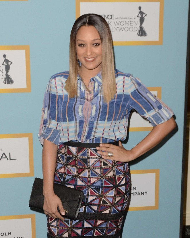 Tia Mowry - 2016 ESSENCE Black Women in Hollywood Awards Luncheon in Beverly Hills