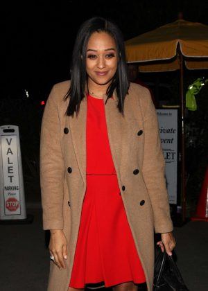 Tia Mowry at Jennifer Klein's Day of Indulgence Private Party in LA