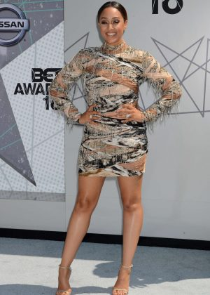 Tia Mowry - BET Awards 2016 in Los Angeles