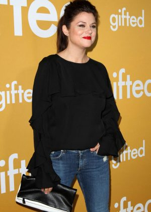 Tiffani Thiessen - 'Gifted' Premiere in Los Anegeles