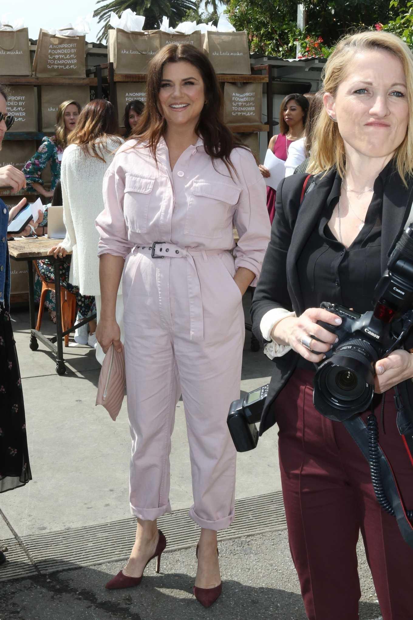 Tiffani Thiessen 2020 : Tiffani Thiessen – The Little Markets International Womens Day Event-10