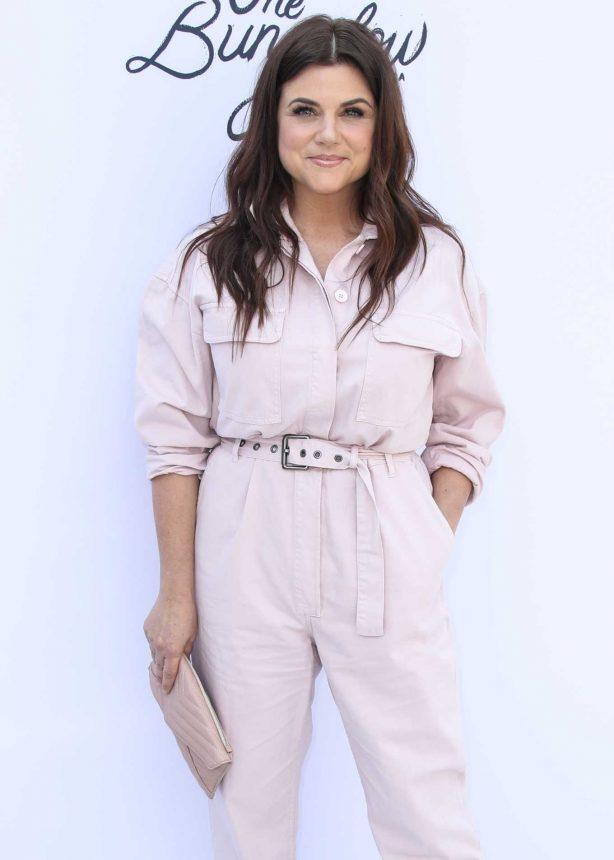 Tiffani Thiessen - The Little Market's International Women's Day Event in Santa Monica