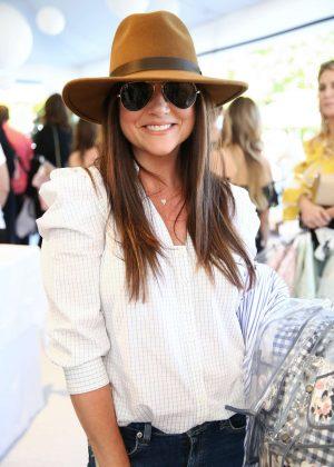 Tiffani Thiessen - 'Victoria Beckham for Target' Garden Party in Los Angeles