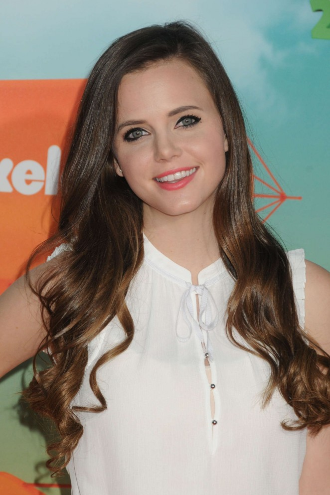 Tiffany Alvord - 2016 Nickelodeon Kids' Choice Awards in Inglewood