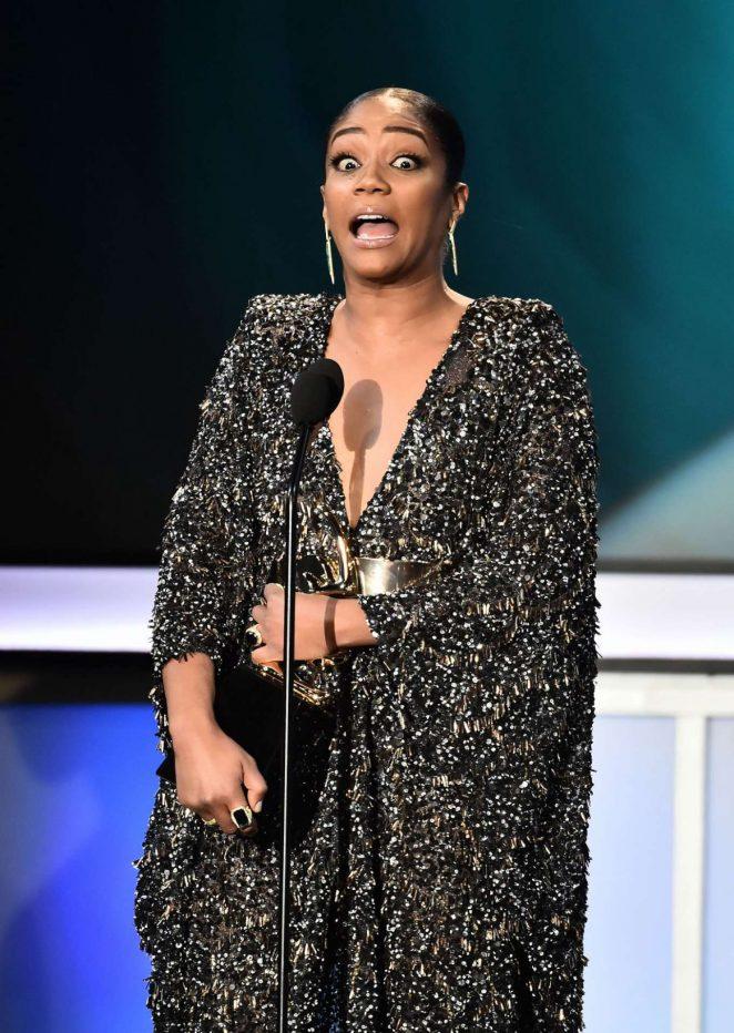 Tiffany Haddish – 2018 American Black Film Festival in Los Angeles