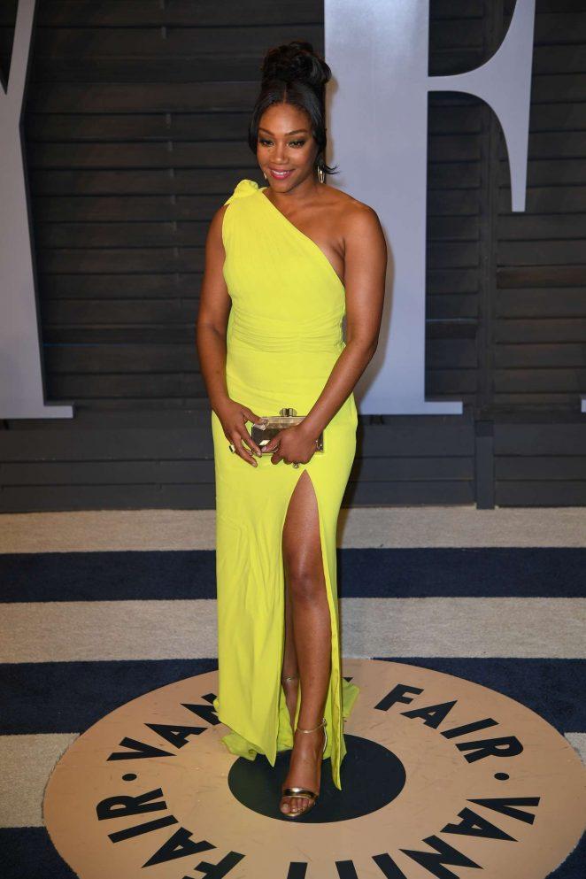Tiffany Haddish – 2018 Vanity Fair Oscar Party in Hollywood
