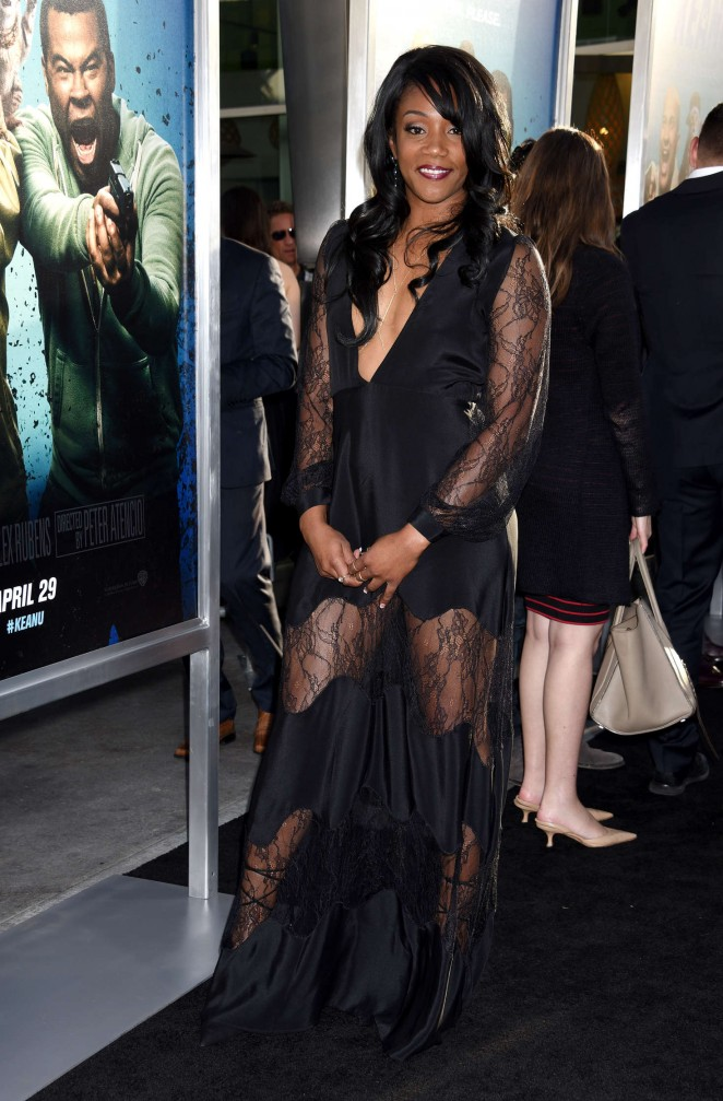 Tiffany Haddish Keanu Premiere 04