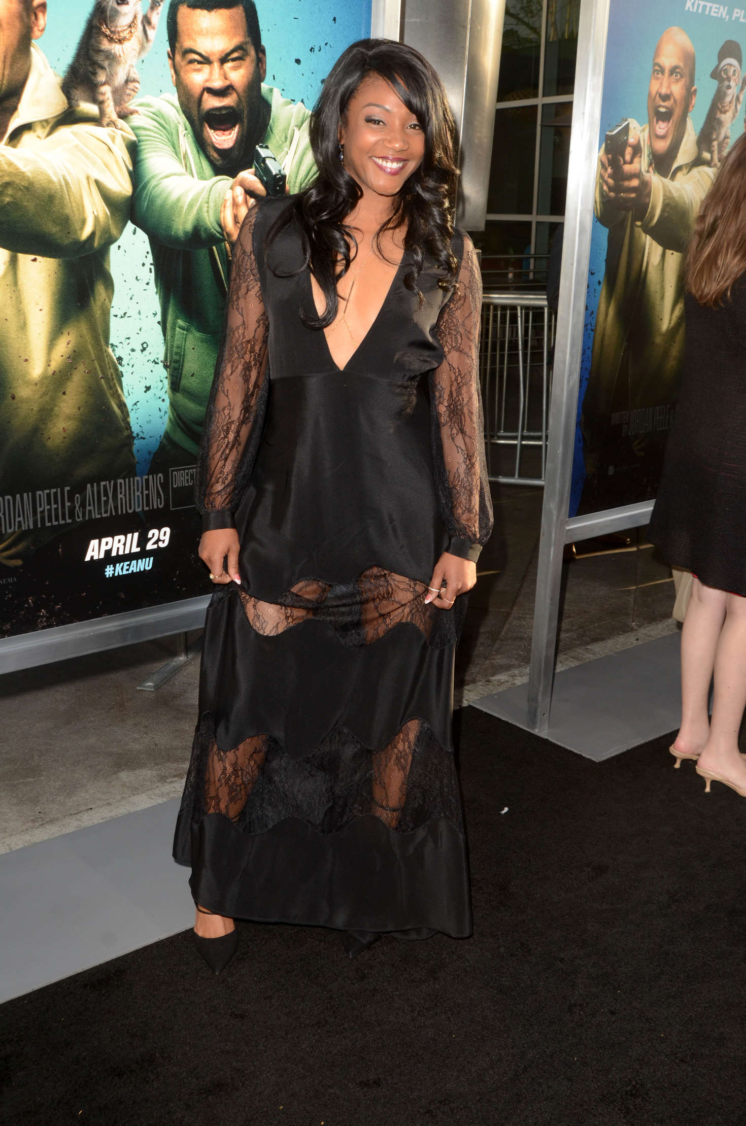 Tiffany Haddish Keanu Premiere 05