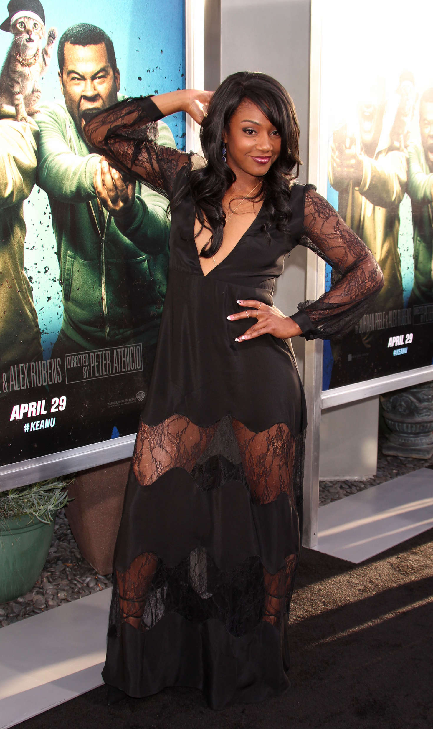 Tiffany Haddish Keanu Premiere 08