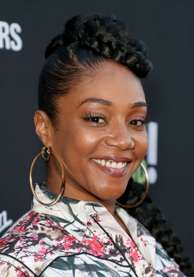 Tiffany Haddish: Laugh Out Loud Launch Party -02