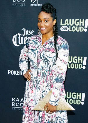 Tiffany Haddish - 'Laugh Out Loud' Launch Party in Los Angeles