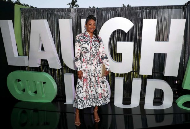 Tiffany Haddish: Laugh Out Loud Launch Party -12