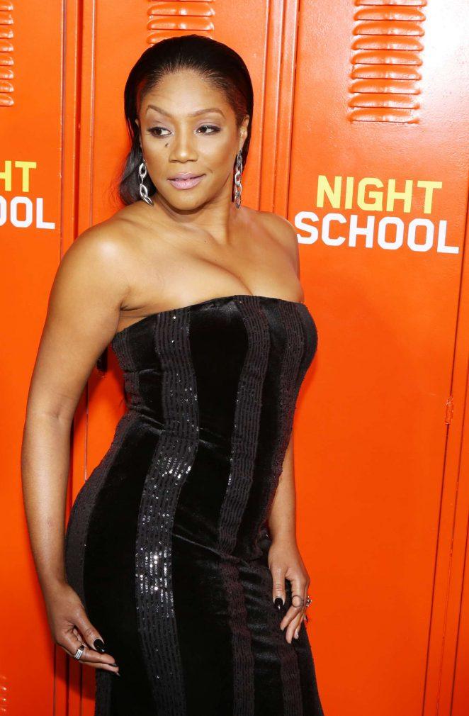 Tiffany Haddish – 'Night School' Premiere in Los Angeles