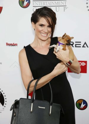 Tiffany Michelle - Variety Charity Texas Hold 'Em Poker Tournament in LA