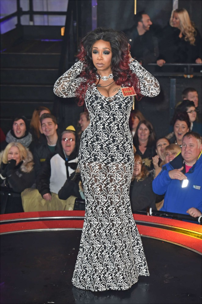 Tiffany Pollard - Celebrity Big Brother UK Launch in London