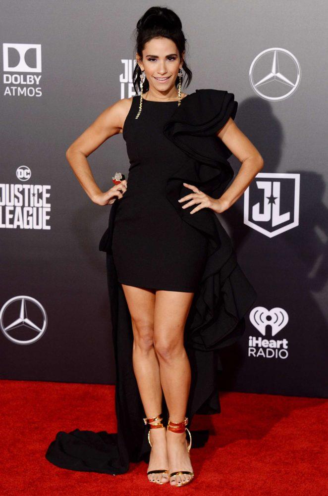 Tiffany Smith - 'Justice League' Premiere in LA