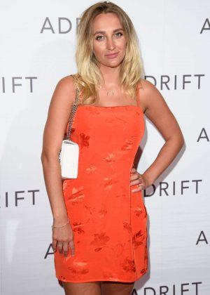 Tiffany Watson - 'Adrift' Special Screening in London