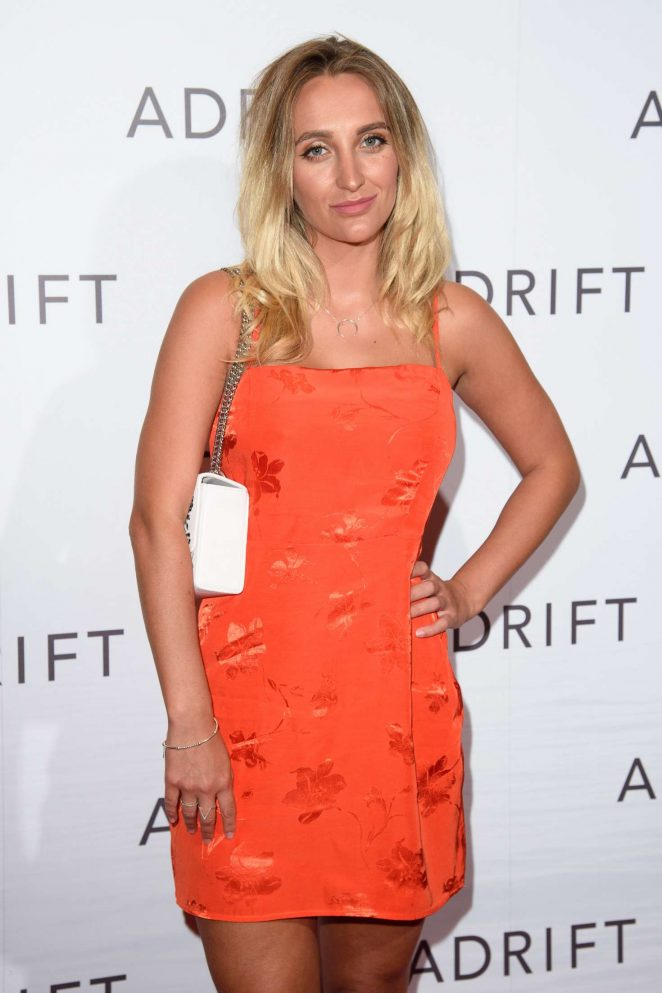 Tiffany Watson – 'Adrift' Special Screening in London