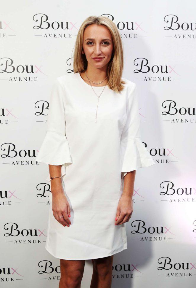Tiffany Watson - Boux Avenue Spring Summer 2017 Launch in London