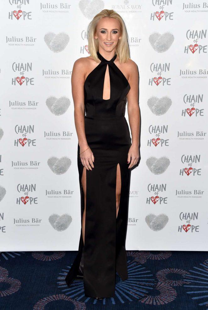 Tiffany Watson: Chain Of Hope Annual Gala Ball 2016 -11