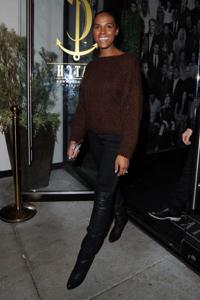 Tika Sumpter at Catch LA in West Hollywood -01